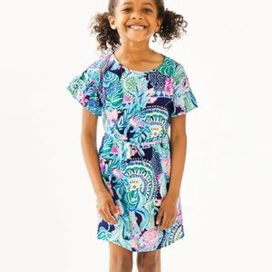 NWT Lilly Pulitzer girls stasia dress